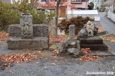 高宰神社(八王子市散田町)10