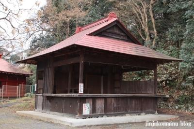 高宰神社(八王子市散田町)11
