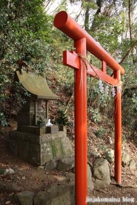 神明神社(八王子市裏高尾町)7