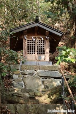 神明神社(八王子市裏高尾町)8