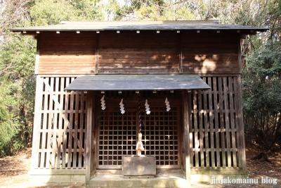 白山神社(八王子市廿里町)15