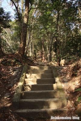白山神社(八王子市廿里町)12