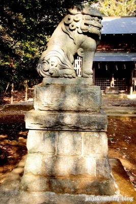 白山神社(八王子市廿里町)21