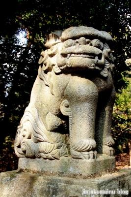 白山神社(八王子市廿里町)22