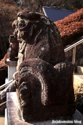 白山神社(八王子市廿里町)31