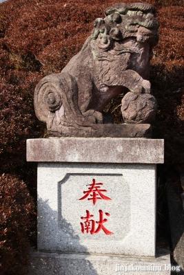 白山神社(八王子市廿里町)32