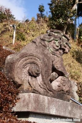 白山神社(八王子市廿里町)35