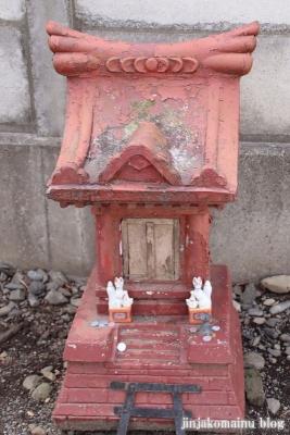 御嶽神社(八王子市廿里町)4