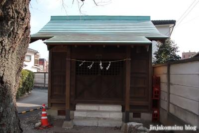 御嶽神社(八王子市廿里町)3