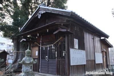 熊野神社(八王子市東浅川町)6