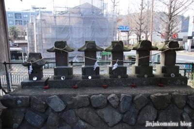 熊野神社(八王子市東浅川町)8
