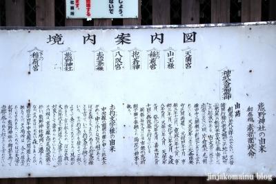 熊野神社(八王子市東浅川町)9