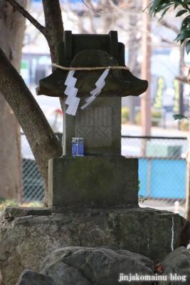 熊野神社(八王子市東浅川町)13