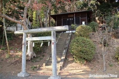 日光神社(八王子市長房町)1