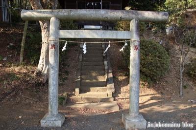 日光神社(八王子市長房町)2