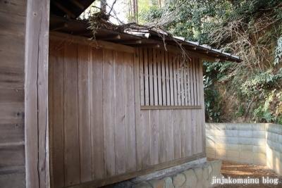 日光神社(八王子市長房町)6