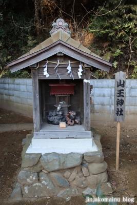日光神社(八王子市長房町)7