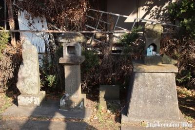 三軒在家稲荷神社(八王子市長房町)3