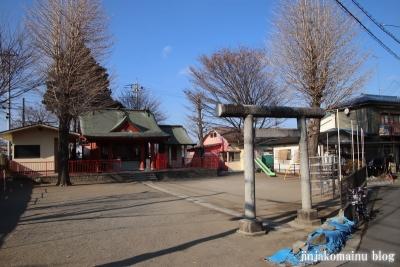 稲荷神社(八王子市並木町)1