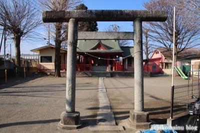 稲荷神社(八王子市並木町)2