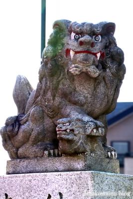 長房山王神社(八王子市長房町)5