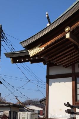 長房山王神社(八王子市長房町)8