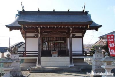 長房山王神社(八王子市長房町)3