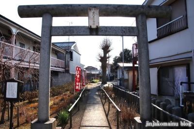 日吉八王子神社(八王子市日吉町)5