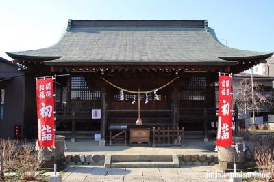 日吉八王子神社(八王子市日吉町)7