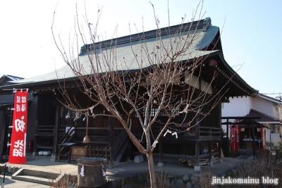 日吉八王子神社(八王子市日吉町)8