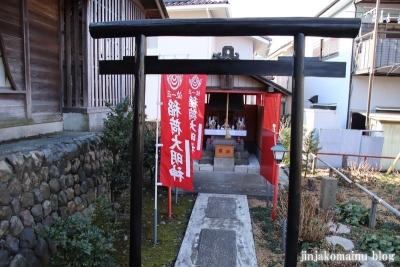 日吉八王子神社(八王子市日吉町)10