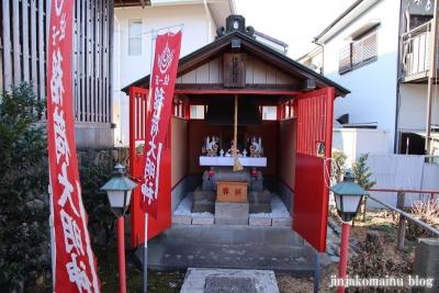 日吉八王子神社(八王子市日吉町)11