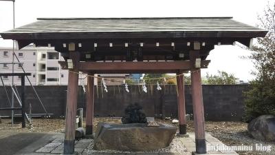 福生神明社(福生市福生)5