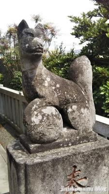 福生神明社(福生市福生)16