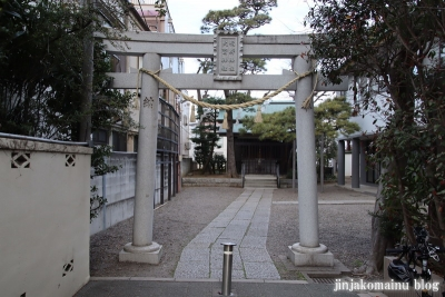 稲荷大鷲神社(江戸川区東小岩)1