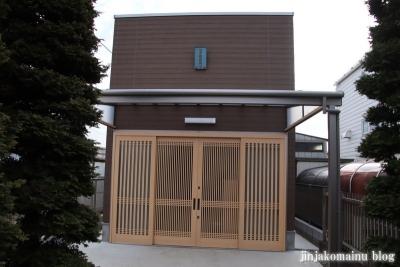 西中稲荷神社(江戸川区鹿骨)4