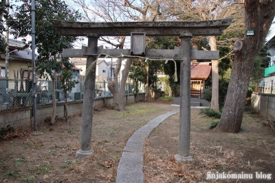 松本諏訪神社(江戸川区松本)3