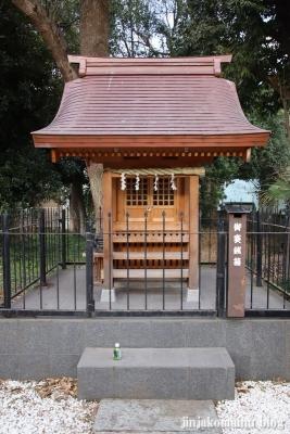 松本諏訪神社(江戸川区松本)5