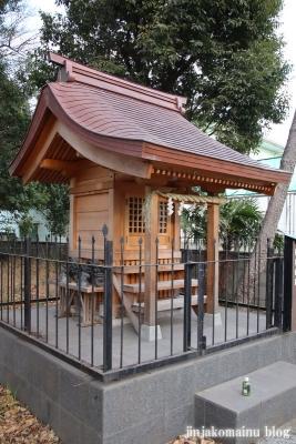 松本諏訪神社(江戸川区松本)6