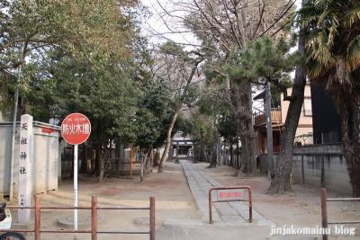 松本天祖神社(江戸川区松本)1