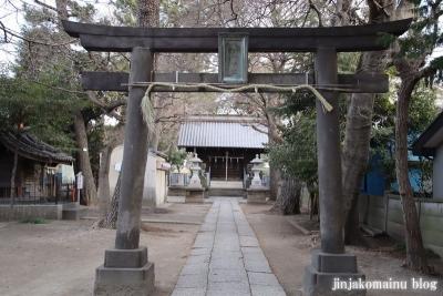 松本天祖神社(江戸川区松本)3