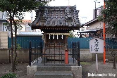 松本天祖神社(江戸川区松本)5