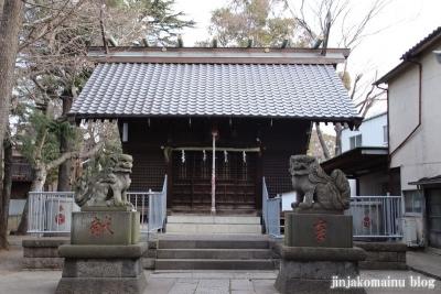 松本天祖神社(江戸川区松本)7