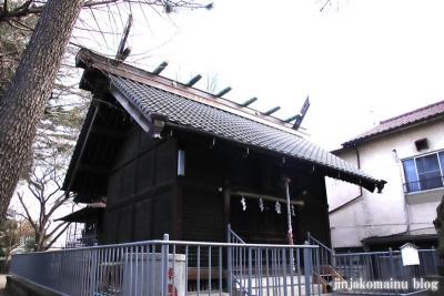 松本天祖神社(江戸川区松本)9