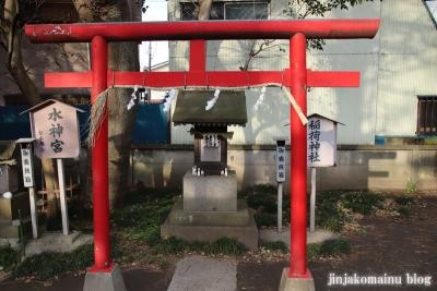 松本天祖神社(江戸川区松本)11