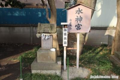 松本天祖神社(江戸川区松本)12