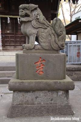 松本天祖神社(江戸川区松本)14