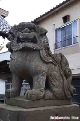松本天祖神社(江戸川区松本)15