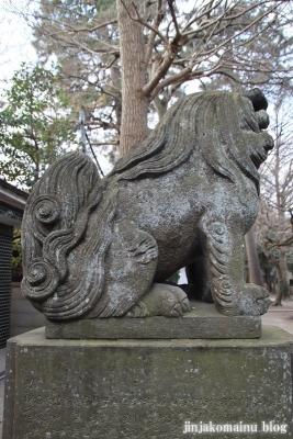松本天祖神社(江戸川区松本)16