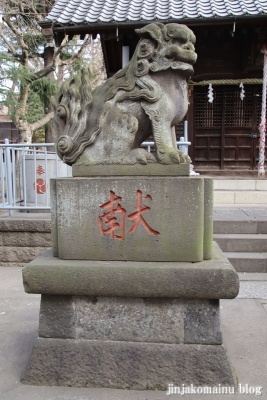 松本天祖神社(江戸川区松本)18